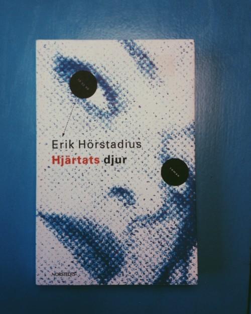 Bokomslag för Erik Hörstadius Hjärtats djur