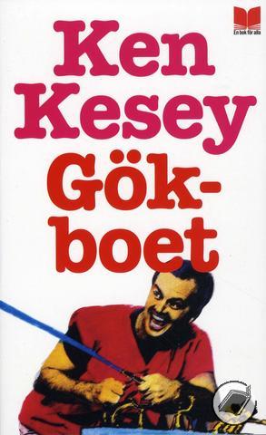 Bokomslag till gökboet av Ken Kesey