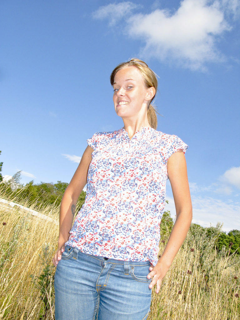 Johanna Blomgren sommarfin