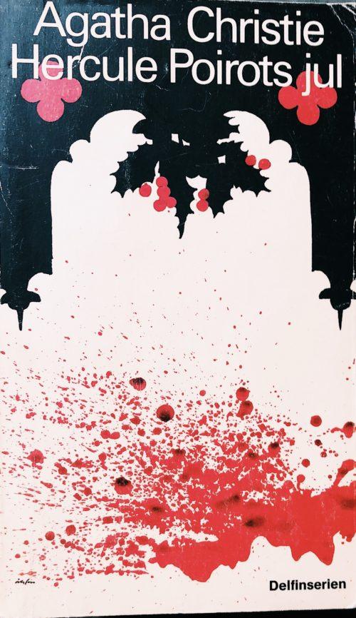 Blodstänk under en tistel