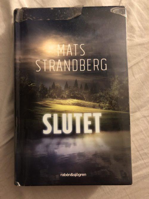 Bokomslag till Mats Strandbergs Slutet